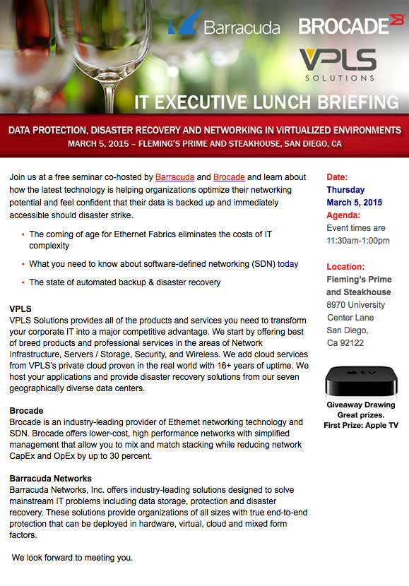 IT-Lunch-Briefing